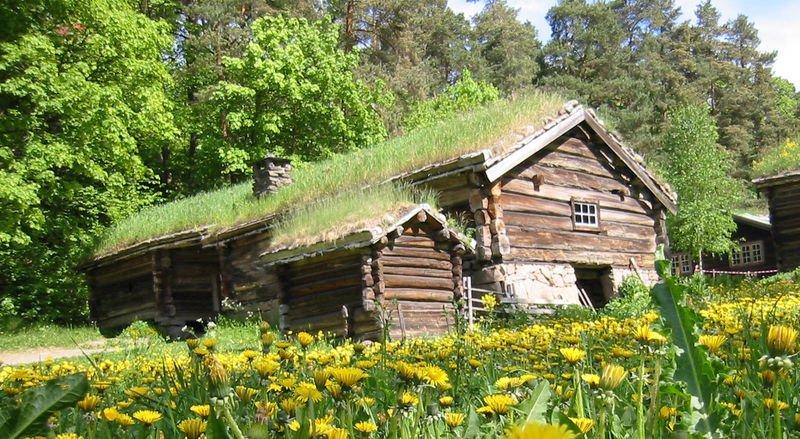 Log Cabins Back Roads Living