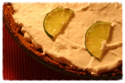 Diabetic Keylime Pie