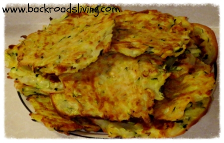 ... Good Meat-Good God -Let's Eat: Baked Summer Squash and Zucchini Cakes