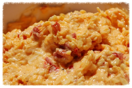 Homemade Pimento Cheese Spread So Easy and Light!