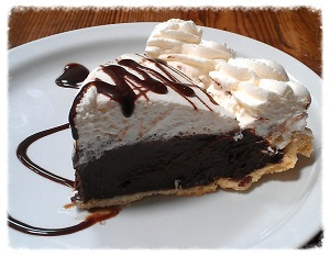 Chocolate Mousse Pie Diabetic