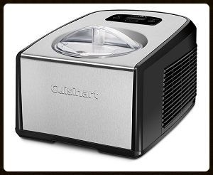 Cuisinart Ice Cream Maker Recipes