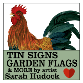 SARAH HUDOCK'S CHICKEN ART