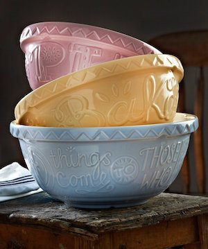 Mason Cash Zest Mixing Bowl, 4.25-Quart
