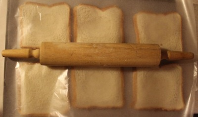Grilled Cheese Dippers Recipe