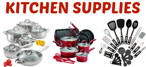 Exceptionnel 30 Kitchen Supply Items You Shouldnu0027t Be Without