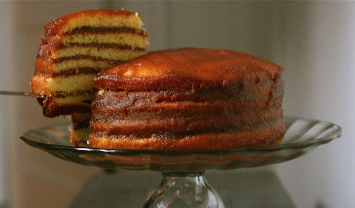 Homemade Apple Stack Cake