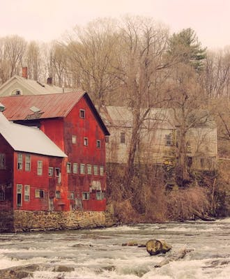 A Gallery of Barns